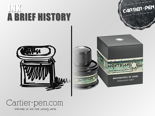 Brief Ink History